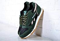 Только размер 40 !!!! Кроссовки Reebok зеленые