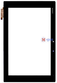 Тачскрин (сенсорный экран) Sony Xperia Tablet Z2 черный