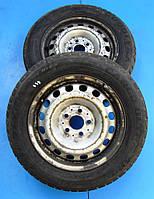 Диск металический колесный к Mercedes-Benz Vito (Viano) Мерседес Вито Виано  W 639 (109, 111, 115, 120)