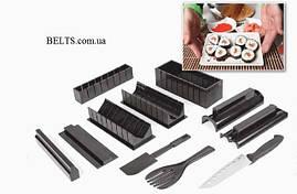Набор для суши Мидори, приготовления ролов дома