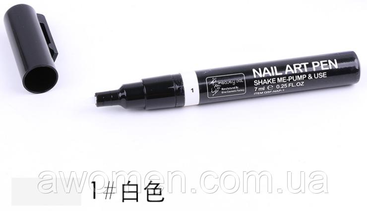 Ручка для дизайна ногтей Nail Art Pen  № 1
