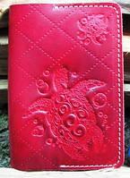 Обложка для паспорта Tortuga Crimson