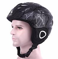 Стильный и качественный шлем BeNice для катания на лыжах или сноуборде.