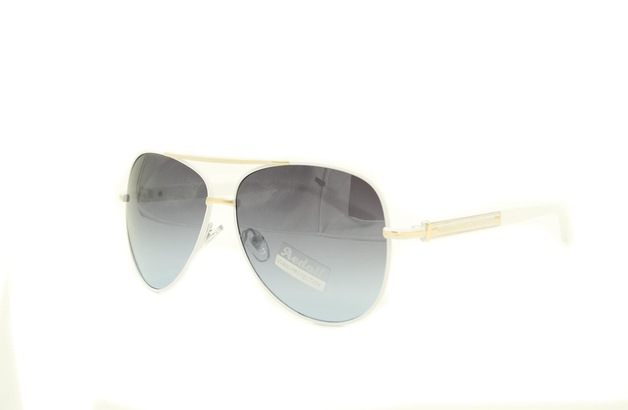 Солнцезащитные женские очки Aedoll white