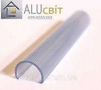 Рассеиватель прозрачный для светодиодного LED профиля Z200 (линза)