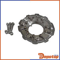 Геометрия турбины | Nozzle Ring | FORD MONDEO 2005 PHASE 2 SW 2.0 TDCI 90/115/130 hp | 729325, 708639, 724930