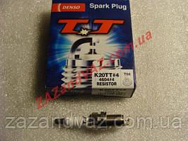 Свічки запалювання DENSO K20TT Ланос 1.6 16 кл.