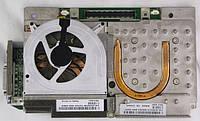 Видеокарта с охлаждением  CN-0HR106  0HR106 Nvidia Geforce 8700m 256mb  для ноутбука Dell XPS M1730 KPI32309