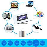 USB тестер для измерения емкости батарей,напряжения, силы тока ВОЛЬТМЕТР, фото 2