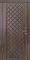 """Входная дверь для улицы """"Портала"""" (Люкс Vinorit) ― модель Мадрид-2"""