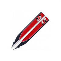 Эмблемы на крылья R-Line красные