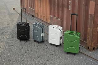 Вертикальные дорожные сумки