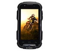 "Защищенный cмартфон RunGee T9H black IP68 (2SIM) 4"" 2/16 GB 8/5 Мп"