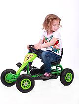 Веломобиль KIDIGO Childhood Green