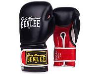 Боксерские перчатки Benlee SUGAR DELUXE 194022 BLK/RED