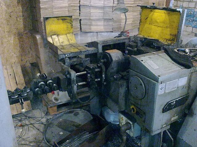 Автомат проволочно-гвоздильный АВ 4116А - ООО «Велес Трейд ЛТД» в Днепре