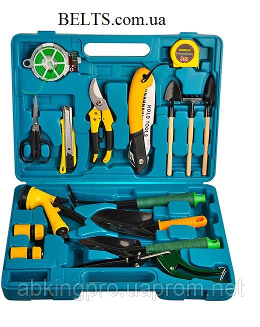 Набор инструментов для сада из 16 предметов