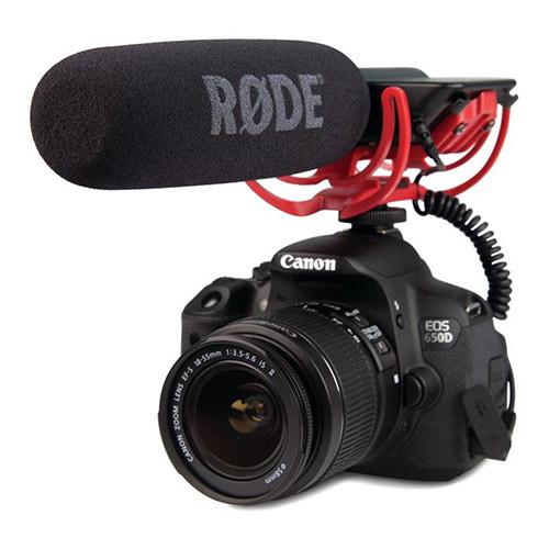 Микрофоны для видеокамер
