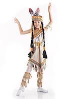 Детский индейский костюм для девочки