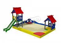 Комплекс на песке KIDIGO™ Клуб веселья PIS010