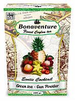 """Чай Bonaventure 100 гр. зеленый """"Exotic cocktail"""" (Тропик)"""