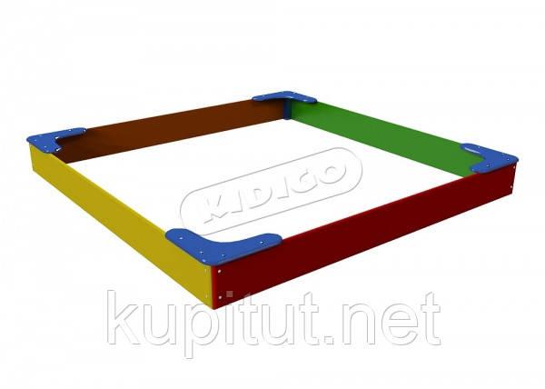 Песочница KIDIGO™ Классик 1,3 м PIS00412
