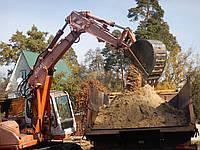 Вывоз грунта Киев (067)4093070 Вывоз земли Киев. Вывоз земли с участка. Вывоз грунта Киев цена., фото 1