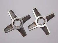 Нож для электромясорубки Zelmer 5* двухсторонний