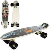 Скейт пенни борд MS 0749