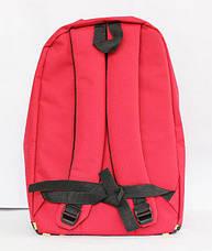 Молодіжний, стильний рюкзак з цікавим принтом, фото 3