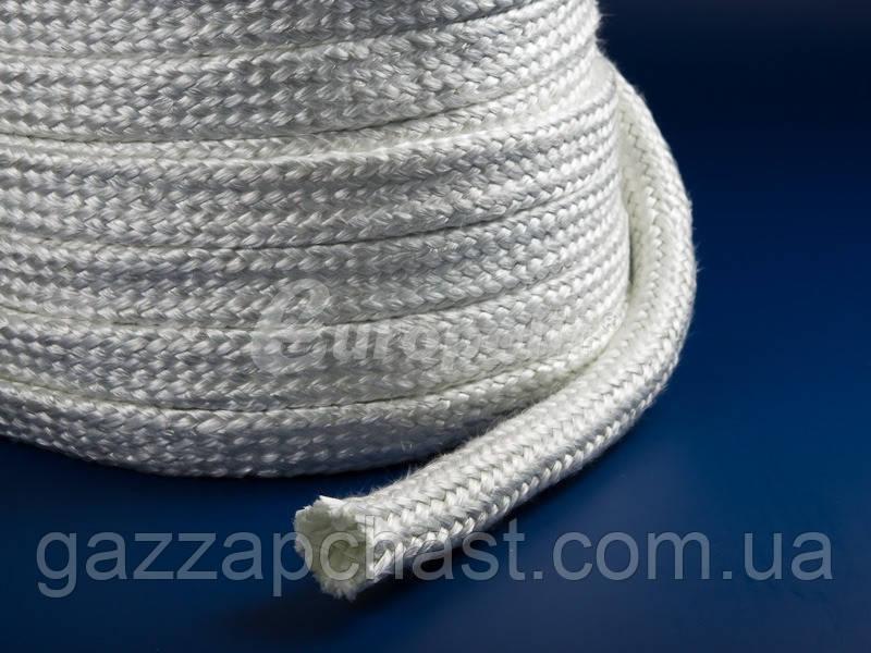 Шнур уплотнительный керамический огнеупорный Ø20 мм (круг)