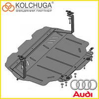 Защита двигателя Audi A3 Typ 8P (2004-2012) Ауди (Кольчуга)