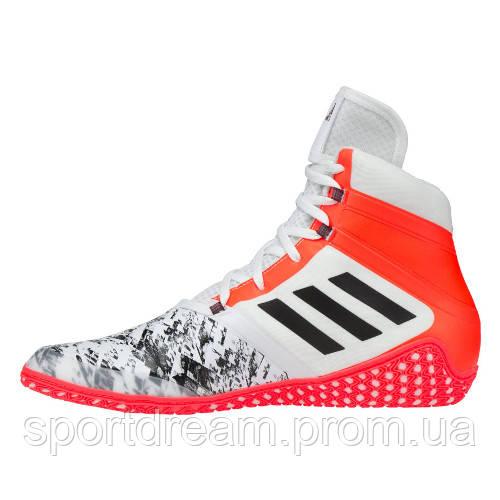7ec17b3a505bd3 Борцовки Adidas Flying Impact Orange, цена 3 658 грн., купить в Днепре —  Prom.ua (ID#546601804)