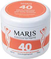 """Сахарная паста плотной консистенции для шугаринга зоны бикини Марис """"40"""" - 790гр"""