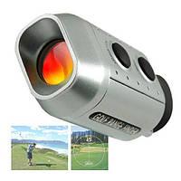 Портативный дальномер для охоты и гольфа AD-964 (2 режима: для гольфа и для вычисления растоянния к цели)
