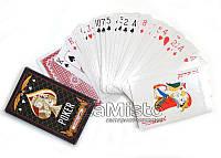 Карты игральные Poker (большие)
