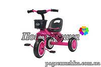 Детский трехколесный велосипед Turbo Trike 3197 Eva - Розовый