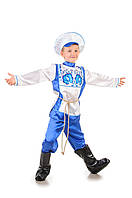 Русский народный костюм «Гжель» для мальчика