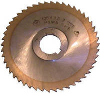 Фреза дисковая ф125х2, z=64 Р6М5