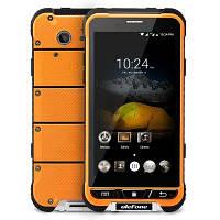 Защищенный смартфон  Ulefone Armor Orange ip68