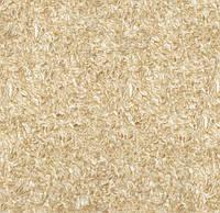 Жидкие обои шелковые № 919 белый с пшеничными шелковыми вкраплениями