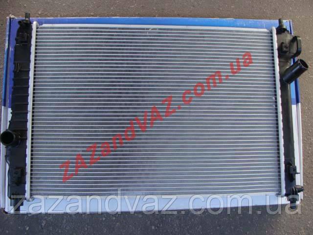 Радиатор охлаждения основной Авео Aveo T255 Вида Vida алюминиево-паянный оригинал Корея GM 623062