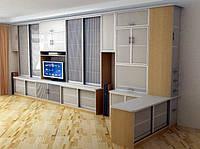Мебель в гостиную на заказ.