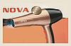 Фен для волос Nova NV 9003 3000W, Фен для укладки Nova!Акция, фото 2