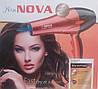 Фен для волос Nova NV-9004 3000W,Фен для укладки волос Nova NV-9004, фото 3