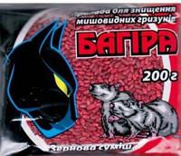 Багира, от крыс и мышей (200 гр)