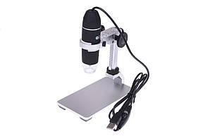 Цифровой USB микроскоп Magnifier HD 300X, фото 2