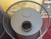 Печь для бани PAL-16 (PR-18) без выноса, фото 2