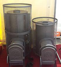 Печь для бани PAL-16 (PR-18) без выноса, фото 3