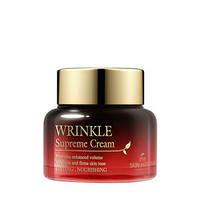 The skin house Wrinkle Supreme Cream Крем от морщин с женьшенем